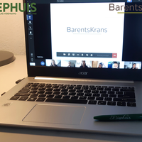 Digitaal kantoorbezoek BarentsKrans